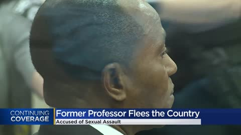 Former UWM professor charged with sexual assault fled country...